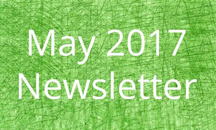 Hillside Pre-school May 2017 newsletter